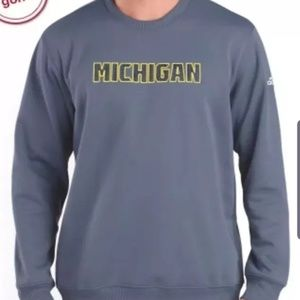 Michigan Adidas Sweatshirt NCAA